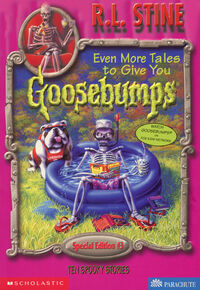 Even more tales to give you goosebumps reprint
