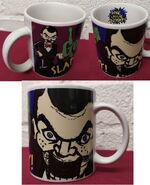 Slappy the Dummy 1997 Mug 3 sides