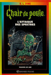 Attack of the Graveyard Ghouls - French Cover (Ver 1)