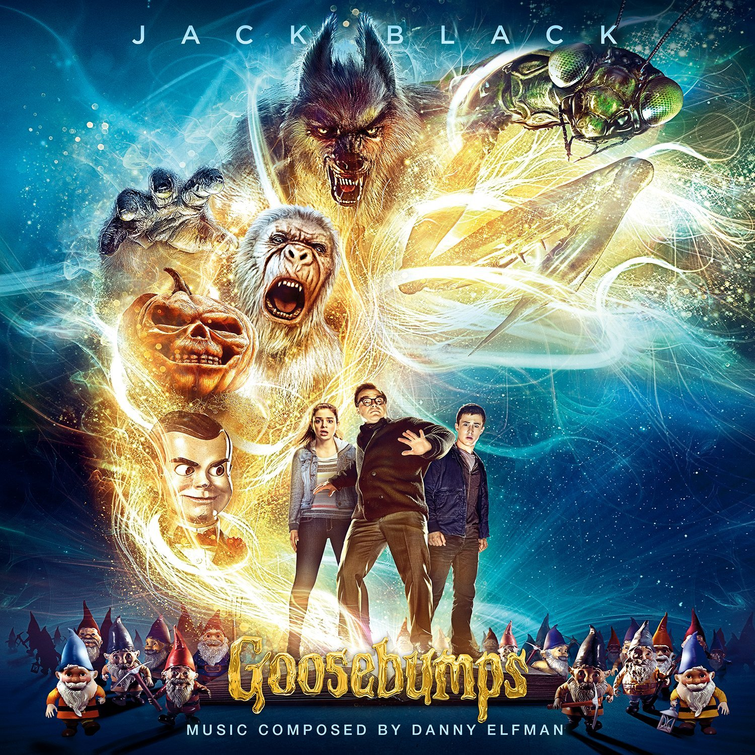 Goosebumps Original Motion Picture Soundtrack Goosebumps