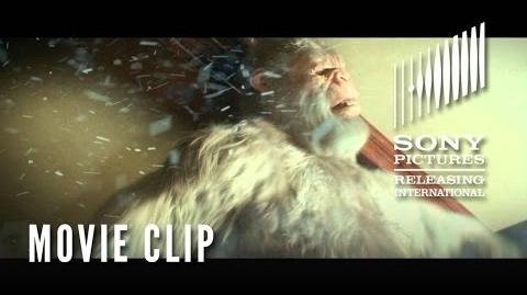 Goosebumps - Abominable Snowman Clip - Starring Jack Black - At Cinemas February 5