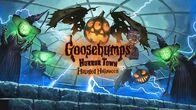 Goosebumps HorrorTown-Haunted Halloween Event Loading Screen Art