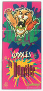 Cuddles Kelloggs sticker
