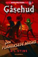 The Haunted Mask - Danish Classic Cover (Ver. 1) - Den forheksede maske