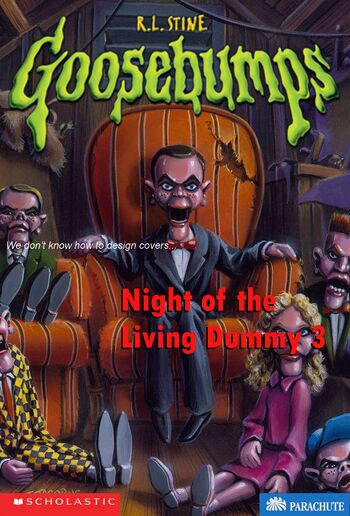 Night of the Living Dummy 3 in 1998
