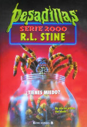 Are You Terrified Yet - Spanish cover - Tienes Miedo