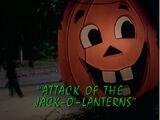 Attack of the Jack-O'-Lanterns/TV episode
