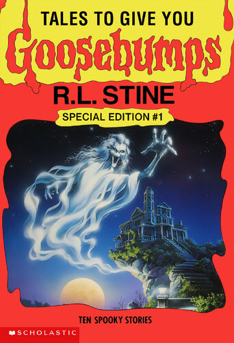 Tales to Give You Goosebumps (book) | Goosebumps Wiki