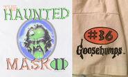 36 Haunted Mask II bonefont circle white T-shirt f+s detail