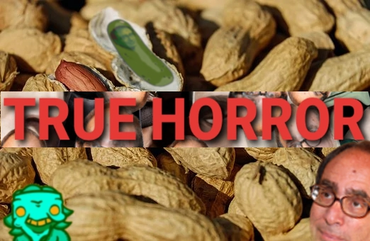 The true horror of nuts