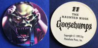 11 Haunted Mask 1995 Pog Cap f+b