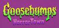 Goosebumps HorrorTown logo