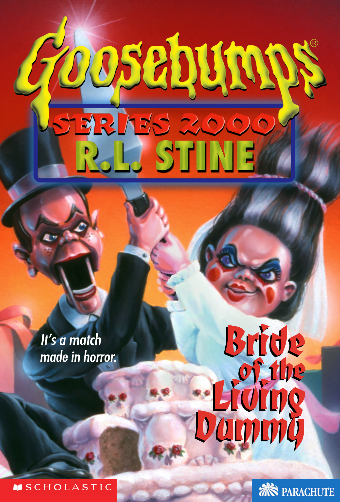 Slappy the dummy goosebumps wiki fandom powered by wikia in bride of the living dummy a girl named jillian zinman takes her twin sisters katie and amanda plus their life sized doll mary ellen who they treat ccuart Gallery