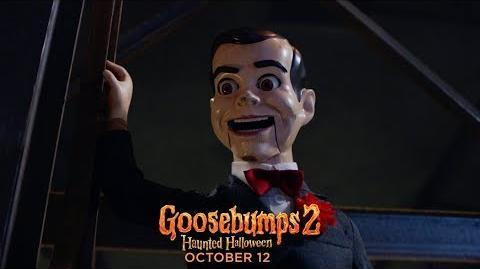 GOOSEBUMPS 2 HAUNTED HALLOWEEN – Old Friend (In Theaters October 12)