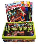 Goosebumps retro scream collection tin