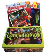 Goosebumps retro scream collection tin