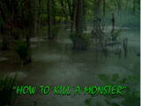 How to Kill a Monster/TV episode