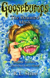 11 Haunted Mask UK cover