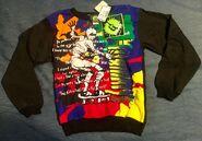 Prince Khor-Ru 1995 sweatshirt M Hidari
