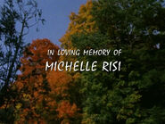 Teacher's Pet - In Loving Memory of Michelle Risi