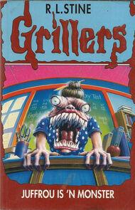 Creature Teacher - South African Cover - Juffrou is 'n Monster