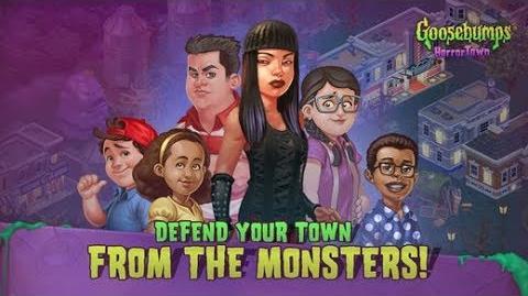 GOOSEBUMPS HORRORTOWN Gameplay iOS Episode 1