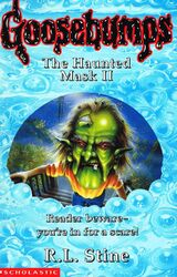 36 Haunted Mask II UK cover