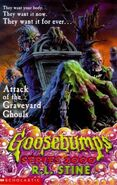Goosebumps 2000 Attack of the Graveyard Ghouls Alternate Cover