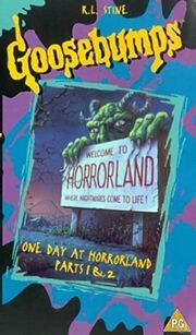Onedayathorrorland-VHS-UK
