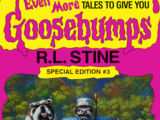 Even More Tales to Give You Goosebumps