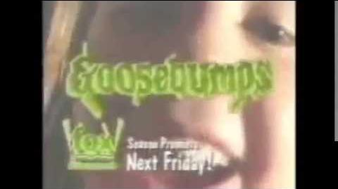 Goosebumps Promo- The Cuckoo Clock of Doom (1995)