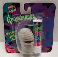 Mummy Gruesome Glue sticks in pkg