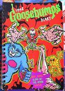 Curly Beast Egg 1998 School Diary planner