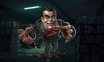 Goosebumps The Game - Slappy