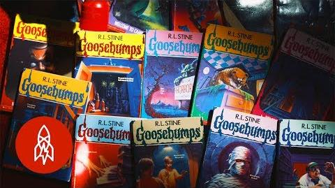 From Comedy to 'Goosebumps' R.L. Stine's (Secretly Funny) Past