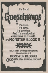 OS 18 Monster Blood II bookad from OS17