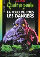 Chair de Poule La Colo de tous les Dangers