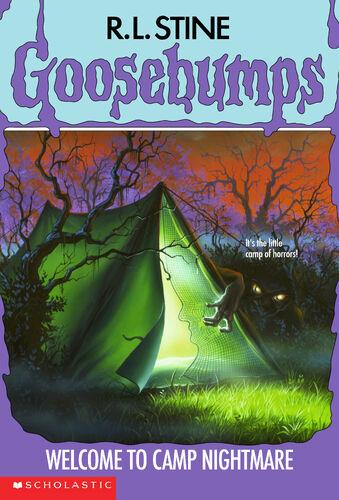 Welcome To Camp Nightmare Goosebumps Wiki Fandom Powered By Wikia