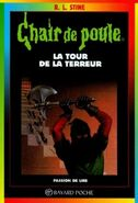 A Night in Terror Tower - French Cover - La Tour de la terreur 1