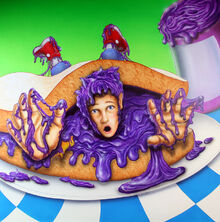 Beware of the Purple Peanut Butter - artwork