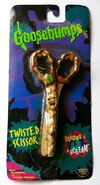 Mud Monster Twisted Scissor in pkg front
