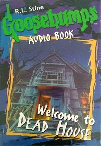 01 Dead House Audiobook box front