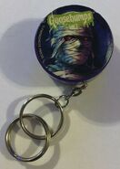 05 Mummy Pocket Scream Machine keychain unpkg front