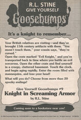GYG 09 Knight Screaming Armor bookad from GYG 8