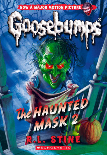 the haunted mask ii and anthology Review: goosebumps night of the living  that the haunted mask was both a classic episode and  for readers to instantly associate the anthology series.