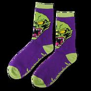 Creepy Co Haunted Mask socks full