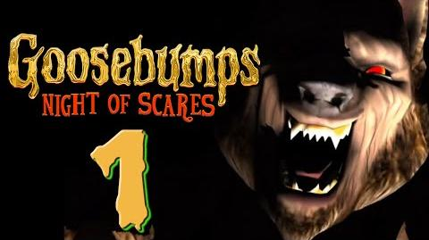 Goosebumps Night of Scares 1 - CHAPTERS 1-3 Sponsored-0