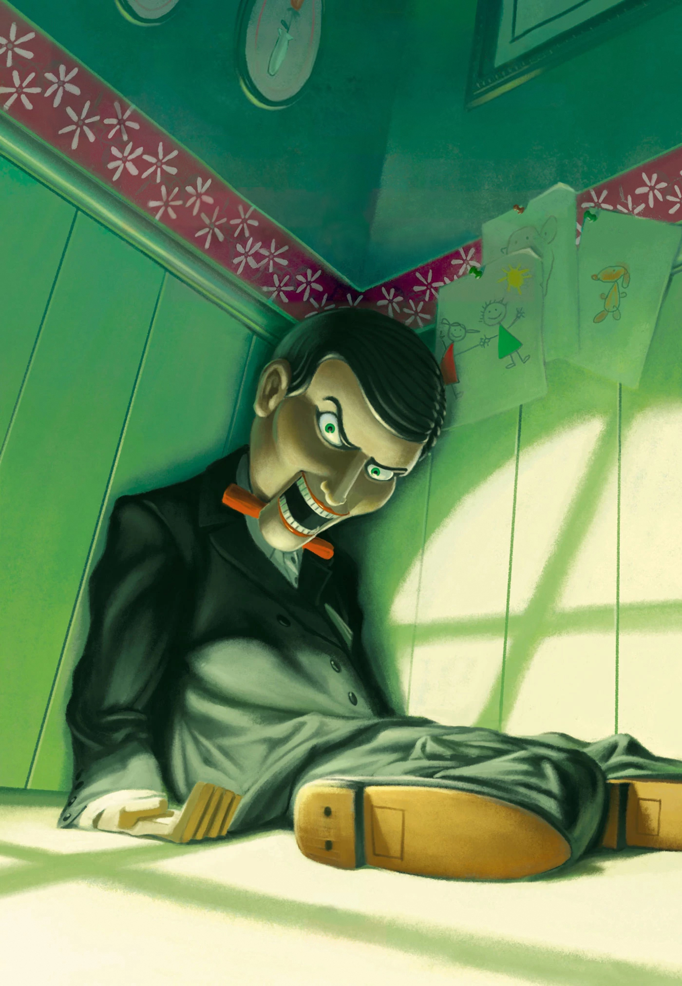 SLAPPY THE DUMMY GOOSEBUMPS COLORING PAGES - Goosebumps Slappy ... | 2022x1400