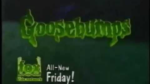 Goosebumps Promo- Welcome to Camp Nightmare (1995)