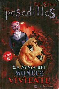 Bride of the Living Dummy - Spanish Cover (Ver 2) - La Novia del Muñeco Viviente